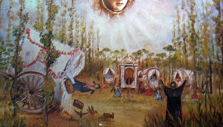 Milagro del Rocío – por Santiago Padilla