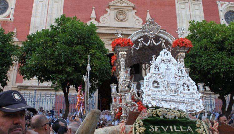 Salida de Sevilla El Salvador 2017
