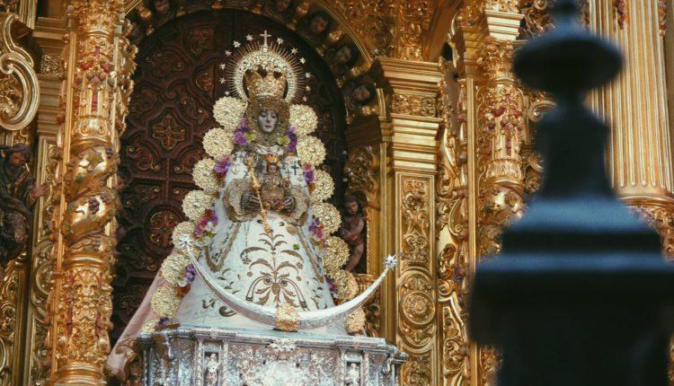 La Virgen del Rocío vuelve a su Camarín en junio de 2017