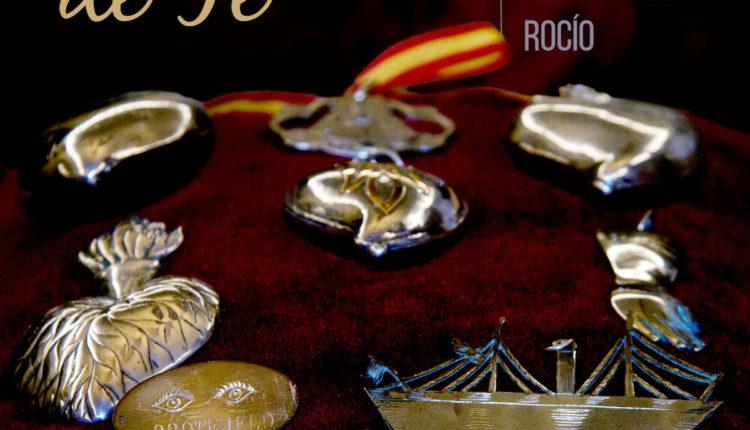 Los Exvotos de la Virgen del Rocío son expuestos en unamuestra extraordinaria en el Tesoro de la Hermandad Matriz