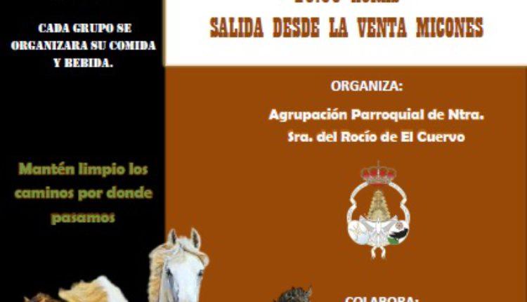 Agrupación El Cuervo – VI Noche de luna a caballo