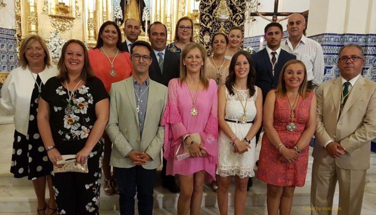 Hermandad de Isla Cristina – ¡LAURA REINA Y ROMA MARÍA MARTÍN, HERMANAS MAYORES DEL ROCÍO 2018!