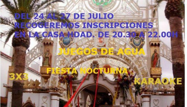 Hermandad de Villalba del Alcor – XIII Convivencia de Jóvenes Rocieros