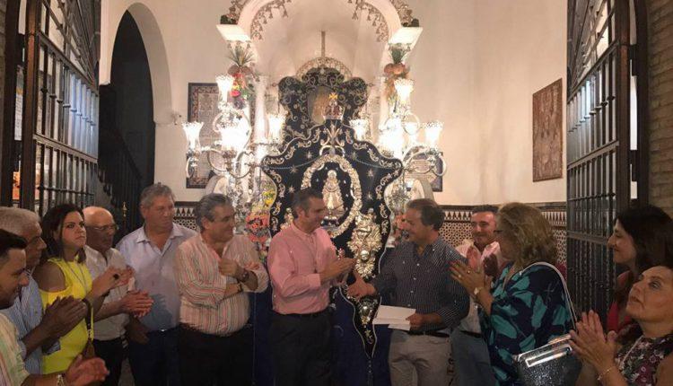 Hermandad de Benacazón – D. Feliciano Perejón Ortega pregonero del Rocío 2018