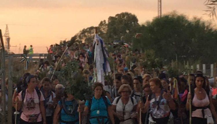 Hermandad de Dos Hermanas – Peregrinación Andando al Rocío 2017