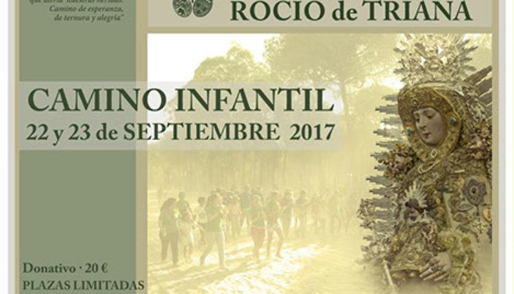 Hermandad de Triana – Camino Infantil 2017