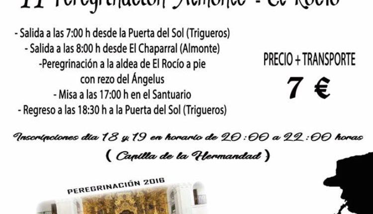 Hermandad de Trigueros – II Peregrinación al Rocío