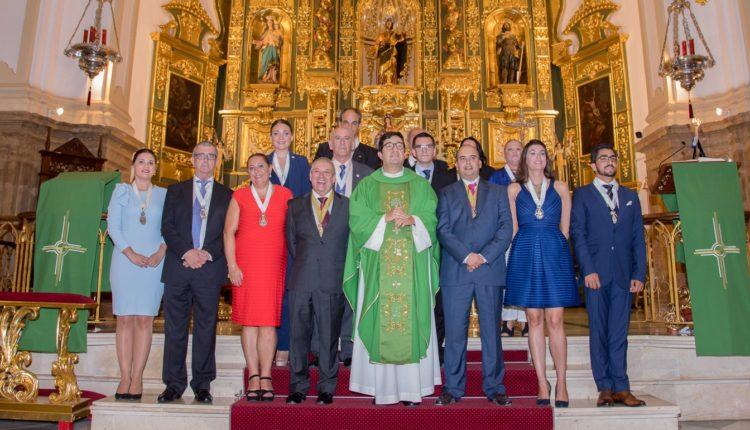 Hermandad de Marbella – Nueva Junta de Gobierno 2017