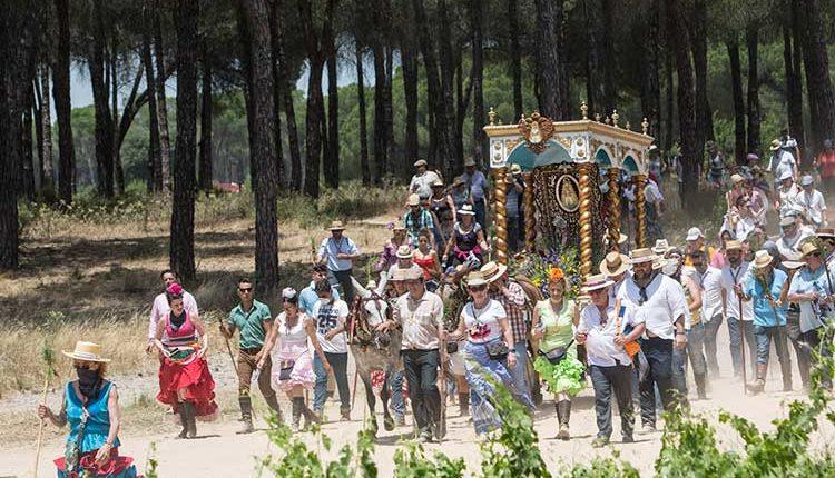 Peregrinaciones Extraordinarias Hermandades del Rocío del domingo 24 de marzo de 2019