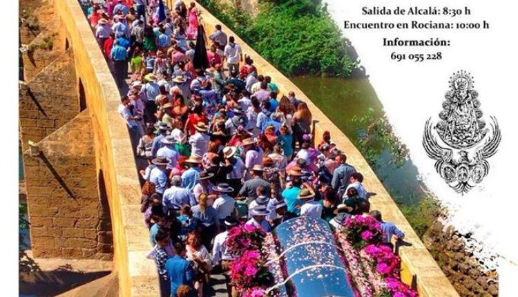 Hermandad de Alcalá de Guadaíra – Peregrinación al Rocío del Grupo Joven