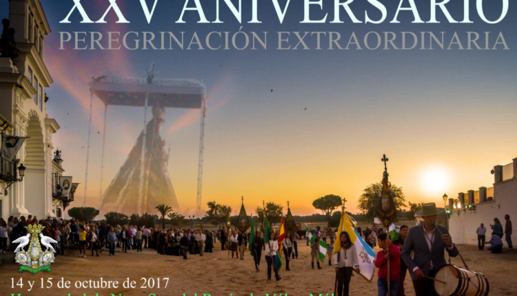 Hermandad de Vélez-Málaga – XXV Aniversario Fundacional