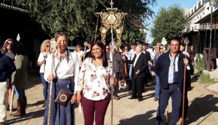 Hermandad de Isla Cristina – Con Cartaya, Cornellá y Barcelona