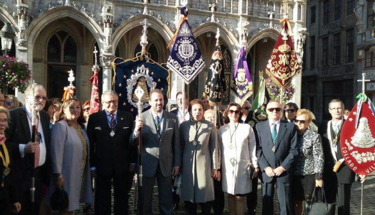 Hermandad de Bruselas – «El Espíritu del Rocio. Unidos en Europa»
