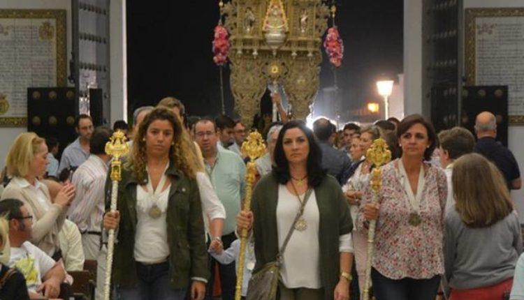 Rosario de Hermandades del Rocío el sábado 30 de septiembre de 2017