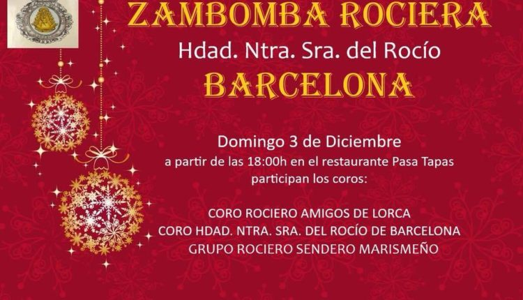 Hermandad de Barcelona – Zambomba Rociera