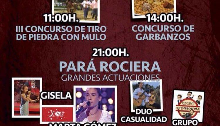 Agrupación P. de El Cuervo – III Festival Benéfico Rociero