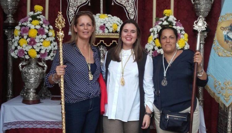ISLA CRISTINA EN LA PEREGRINACIÓN OFICIAL DE LA HERMANDAD DEL ROCÍO DE OLIVARES