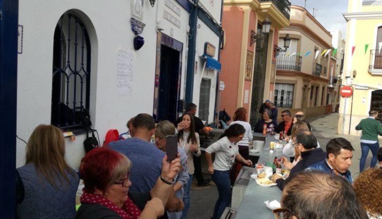 Hermandad de Isla Cristina – ÉXITO DE LA «GARBANZÁ»