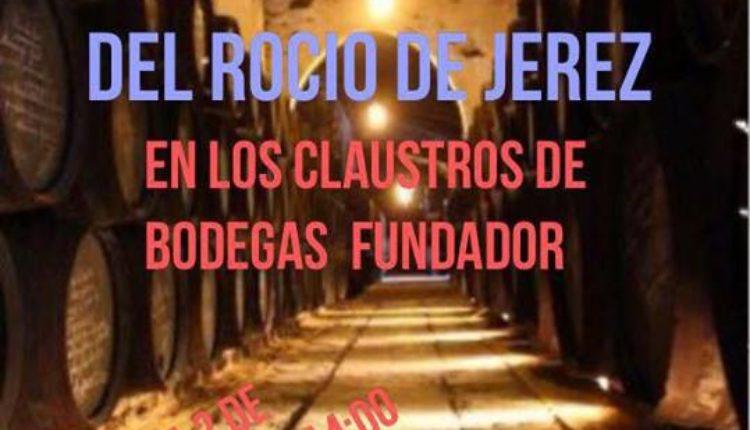Hermandad de Jerez – Zambomba en los claustros de Bodega Fundador