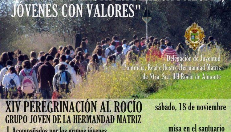 Hermandad Matriz – Peregrinación anual de nuestro Grupo Joven al Rocío