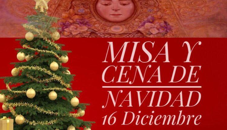 Hermandad de Navarra – Misa y Cena de Navidad