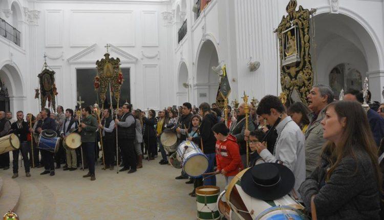 Rosario de Hermandades del Rocío del sábado4 de noviembre de 2017
