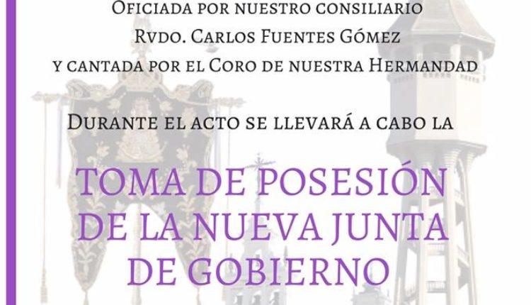 Hermandad de Sabadell – Toma Posesión Nueva Junta