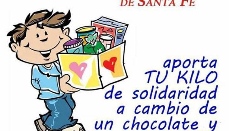 Hermandad de Santa Fe – Chocolatada Solidaria