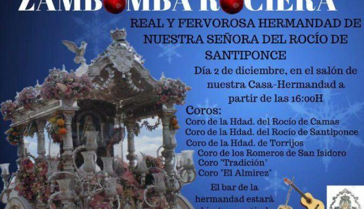 Hermandad de Santiponce – Zambomba Rociera
