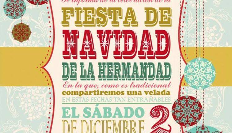 Hermandad de Vélez-Málaga – Fiesta de Navidad 2017