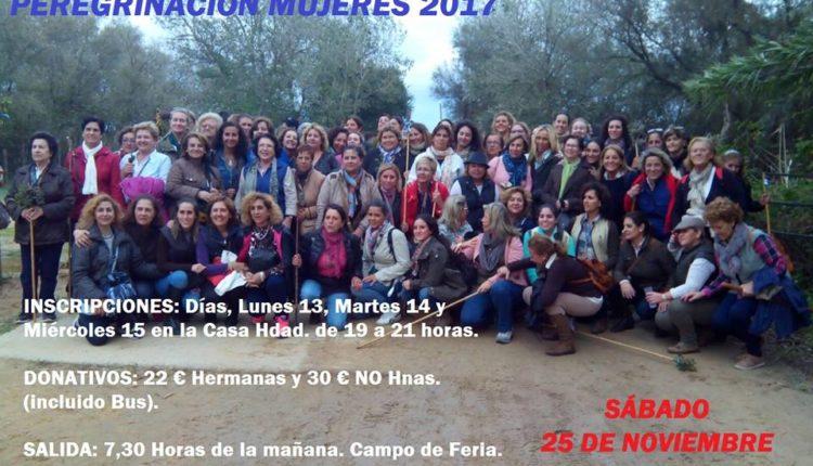 Hermandad de Villanueva del Ariscal – Peregrinación de Mujeres al Rocío