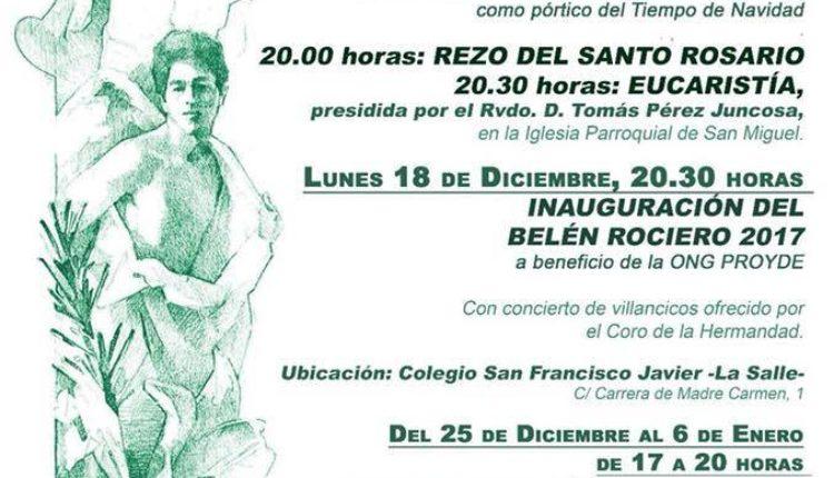 Hermandad de Antequera – Celebración de la Navidad 2017