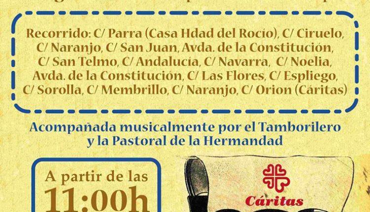 Hermandad de Arroyo de la Miel – IV Carreta Solidaria