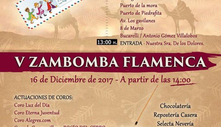 Hermandad de cerro del Águila – Cartero Real y Zambomba Rociera