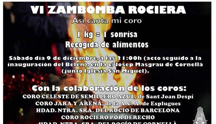 Hermandad de Cornellá – VI Zambomba Rociera