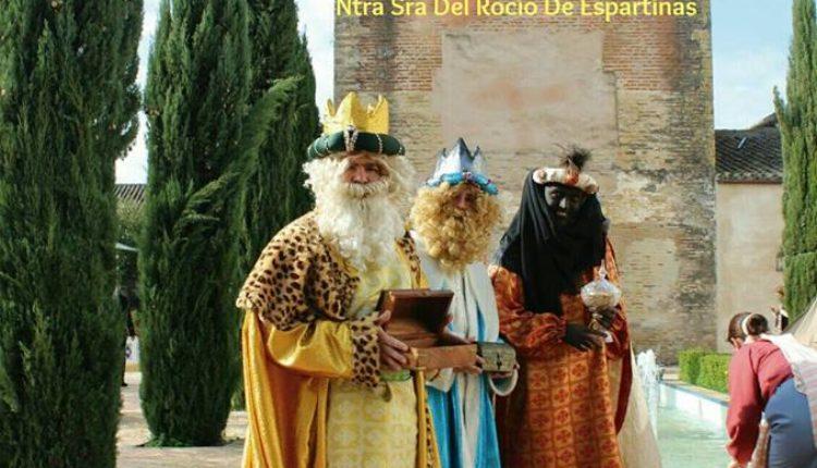 Hermandad de Espartinas – Actuación del Coro de la Hermandad en el III Belén Viviente