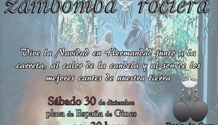 Hermandad de Gines – Zambomba Rociera 2017