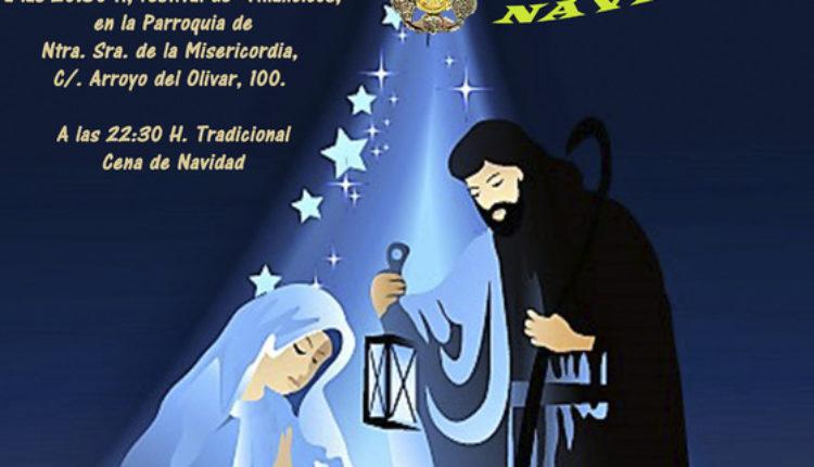 Hermandad de La Estrella – IV Sabatina de diciembre de 2017