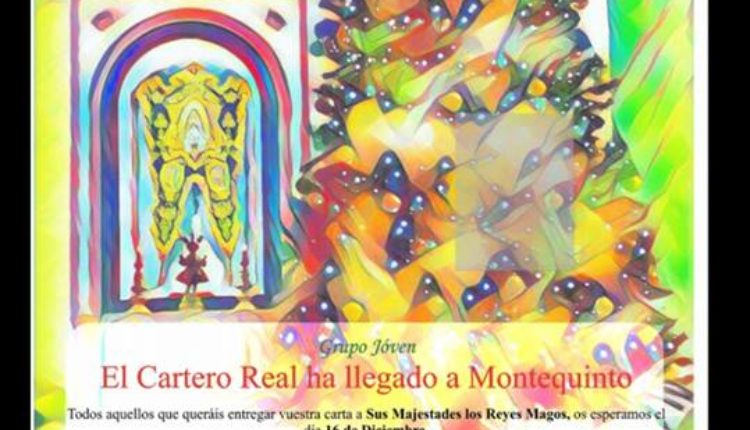 Hermandad de Montequinto – Cartero Real 2017