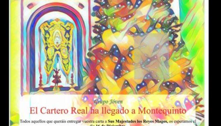 Hermandad de Montequinto – Cartero Real 2017