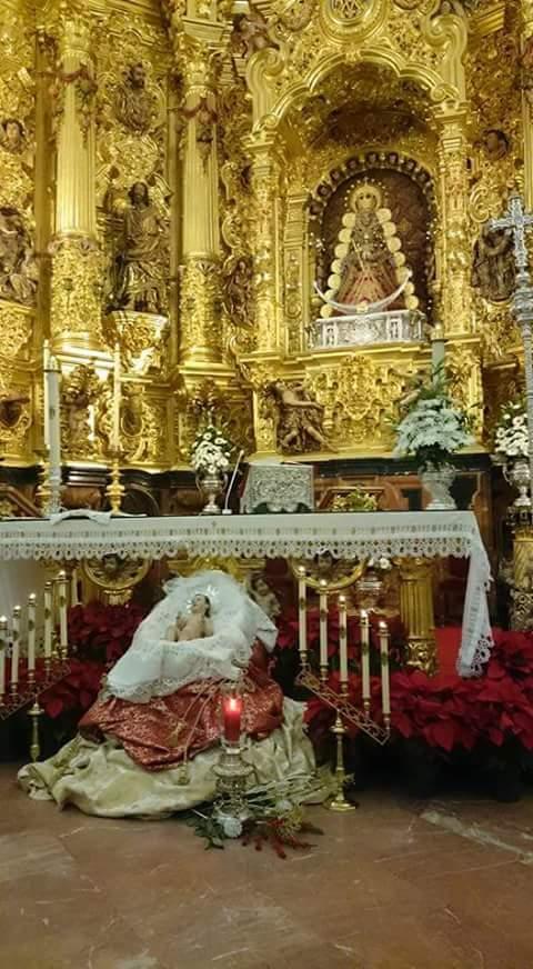 Fotos De Navidad Del Nino Jesus.Navidad 2017 Nino Jesus En El Rocio Rocio Com