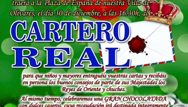 Hermandad de Olivares – Salida del Cartero Real