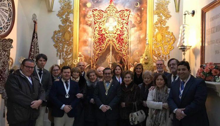 Hermandad de Puente Genil – Nueva Junta de Gobierno 2017