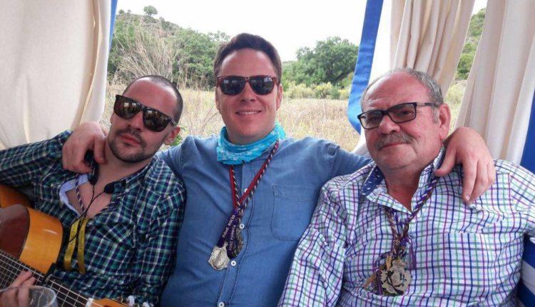 Hermandad de Ronda – D. José Pascual Ortiz, Pregonero del Rocío 2018