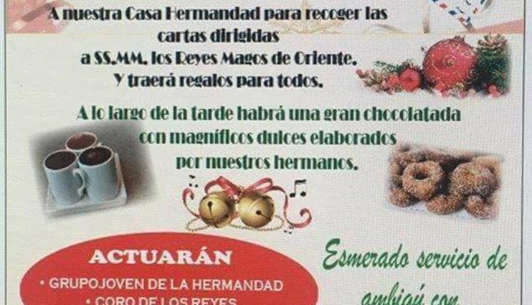 Hermandad de San Juan de Aznalfarache – Ciclo de Navideño