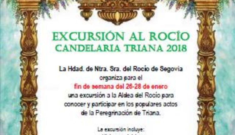 Hermandad de Segovia – Excursión al Rocío