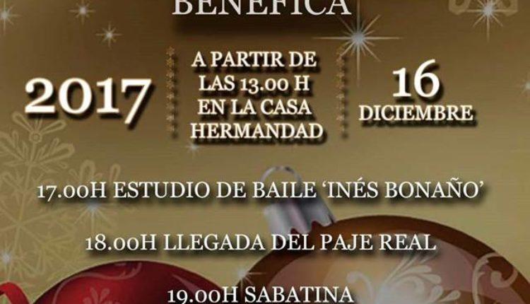Hermandad de Valverde – Tradicional Tómbola Benéfica