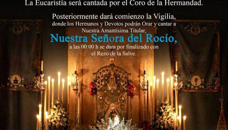 Hermandad de Sanlúcar de Barrameda – Vigilia de La Inmaculada