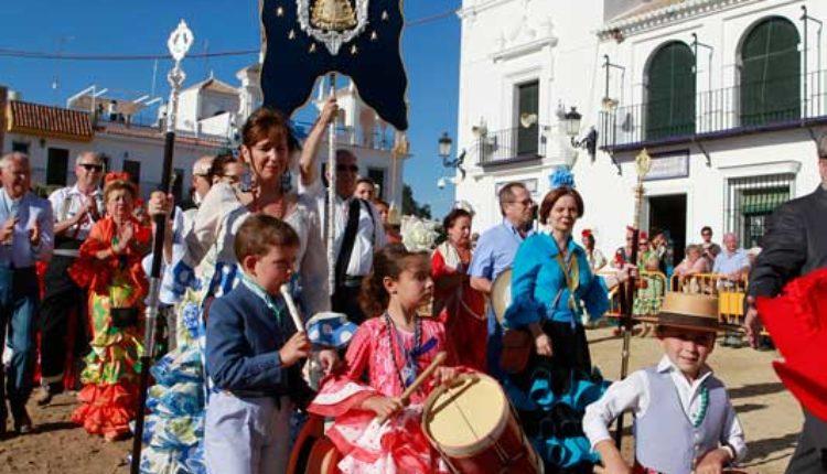 Peregrinaciones Extraordinarias de las Hermandades del Rocío del  viernes 29 de diciembre de 2017
