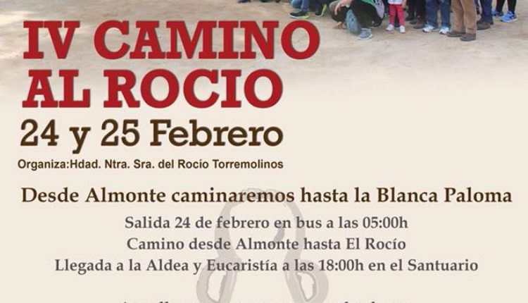 Hermandad de Antequera – IV Camino al Rocío en Febrero 2017